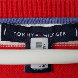 Tommy Hilfiger Sweaters - Tommy Hilfiger Nautical Sweater 100% Cotton L